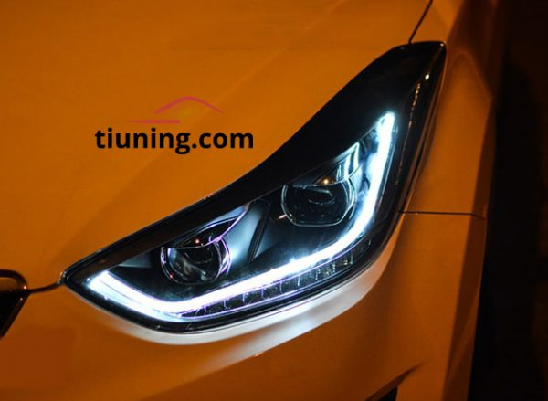 چراغ جلو هیوندای النترا 2010-2015 نسل پنجم