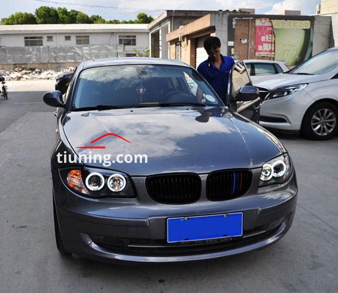 چراغ جلو BMW سری یک